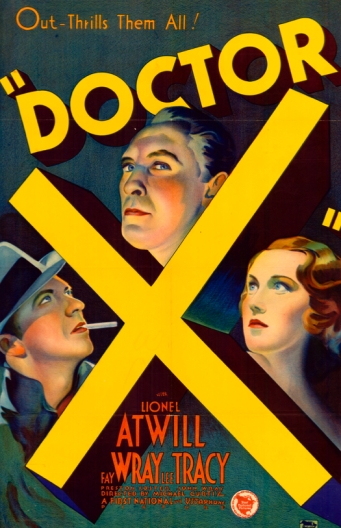 Dr X Poster