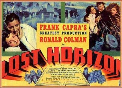 Lost Horizon poster 2