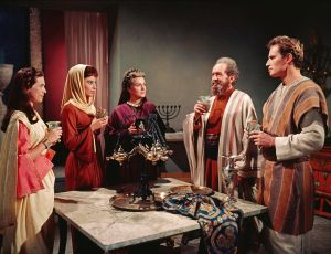Ben Hur and family